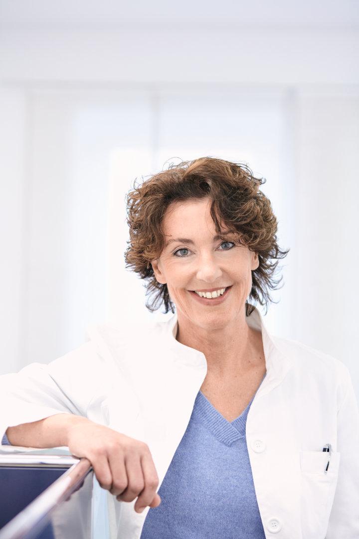 Portrait - Dr. Susanne Beckmann